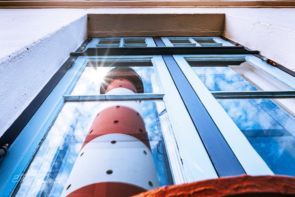 Westerhever im Glas | Westerhever Leuchtturm