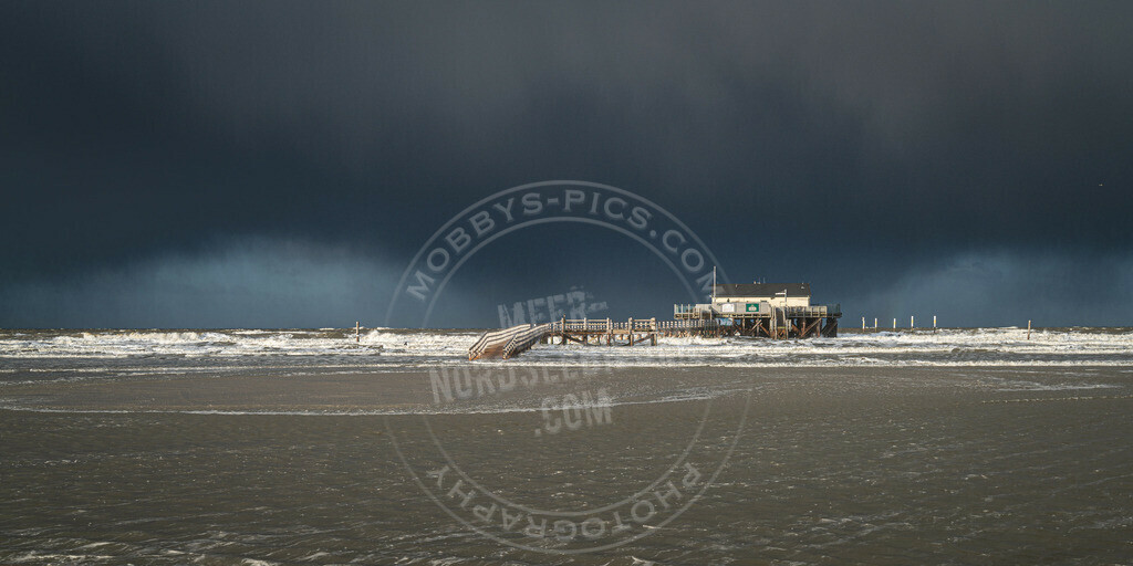 mobbys-pics.com-DSC09393-2 | Strandbar bei Hochwasser