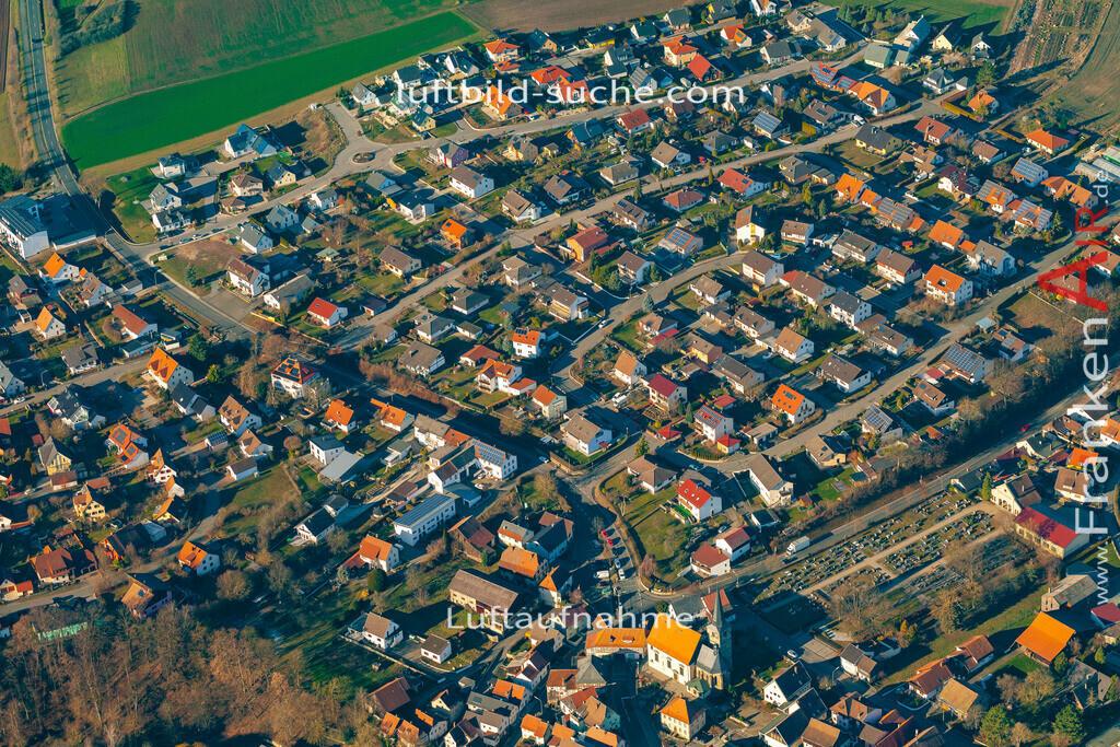 marktzeuln-19-37 | aktuelles Luftbild von  Marktzeuln - Luftaufnahme wurde 2019 von https://frankenair.de mittels Flugzeug (keine Drohne) erstellt.