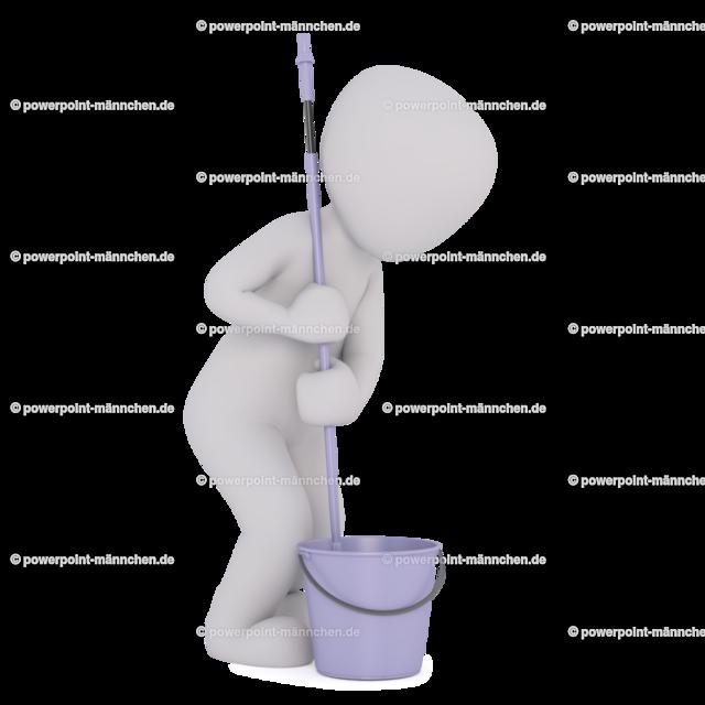 janitor cleaning | https://3dman.eu jetzt 250 Bilder gratis sichern