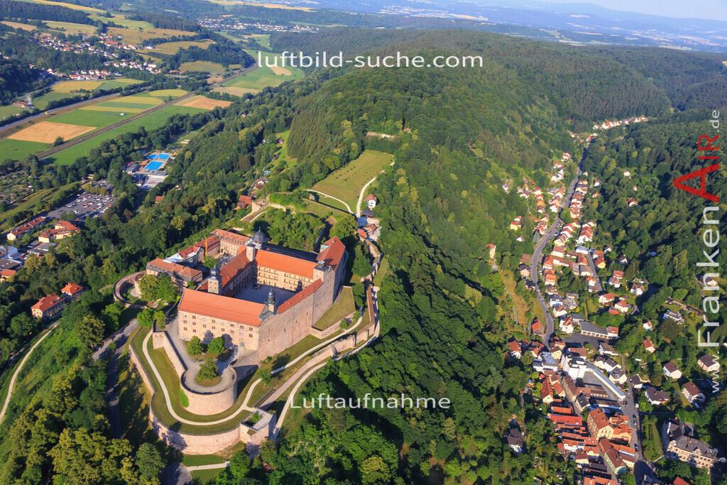 kulmbach-2015-1786 | Luftbild von  Kulmbach - Luftaufnahme wurde 2015 von https://frankenair.de mittels Flugzeug (keine Drohne) erstellt - die Geschenkidee