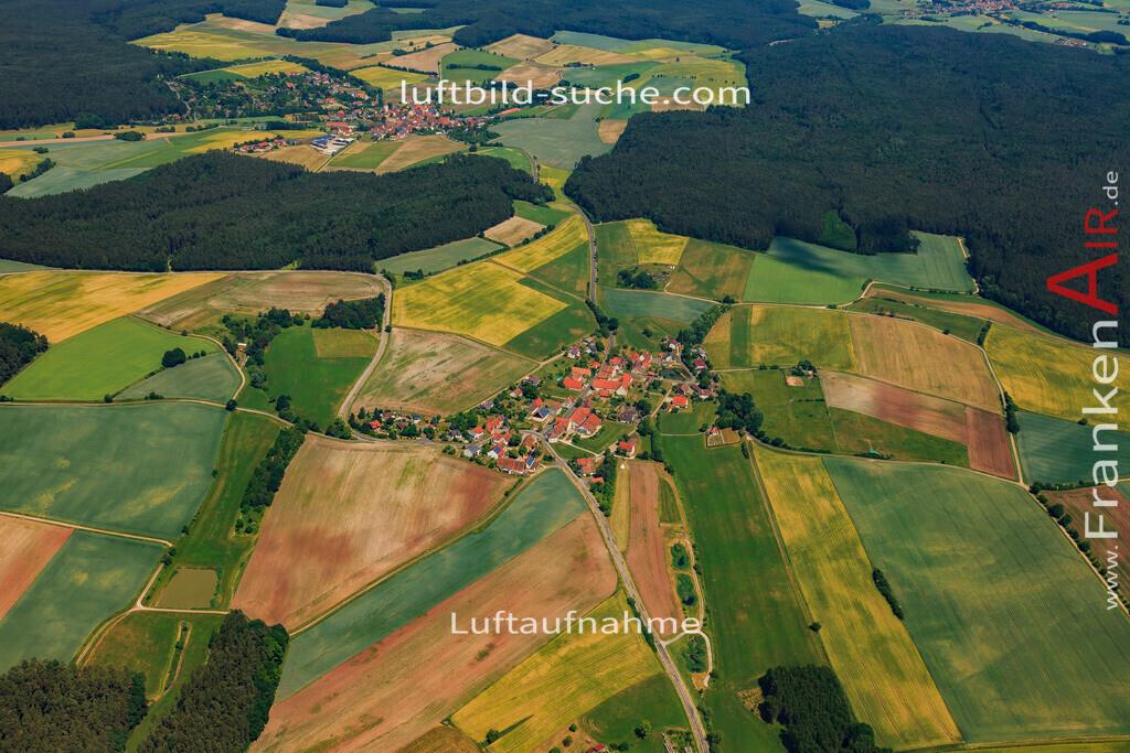 abtsgreuth-muechsteinach-2015-1410 | Luftbild von Abtsgreuth Muechsteinach - Luftaufnahme wurde 2015 von https://frankenair.de mittels Flugzeug (keine Drohne) erstellt - die Geschenkidee