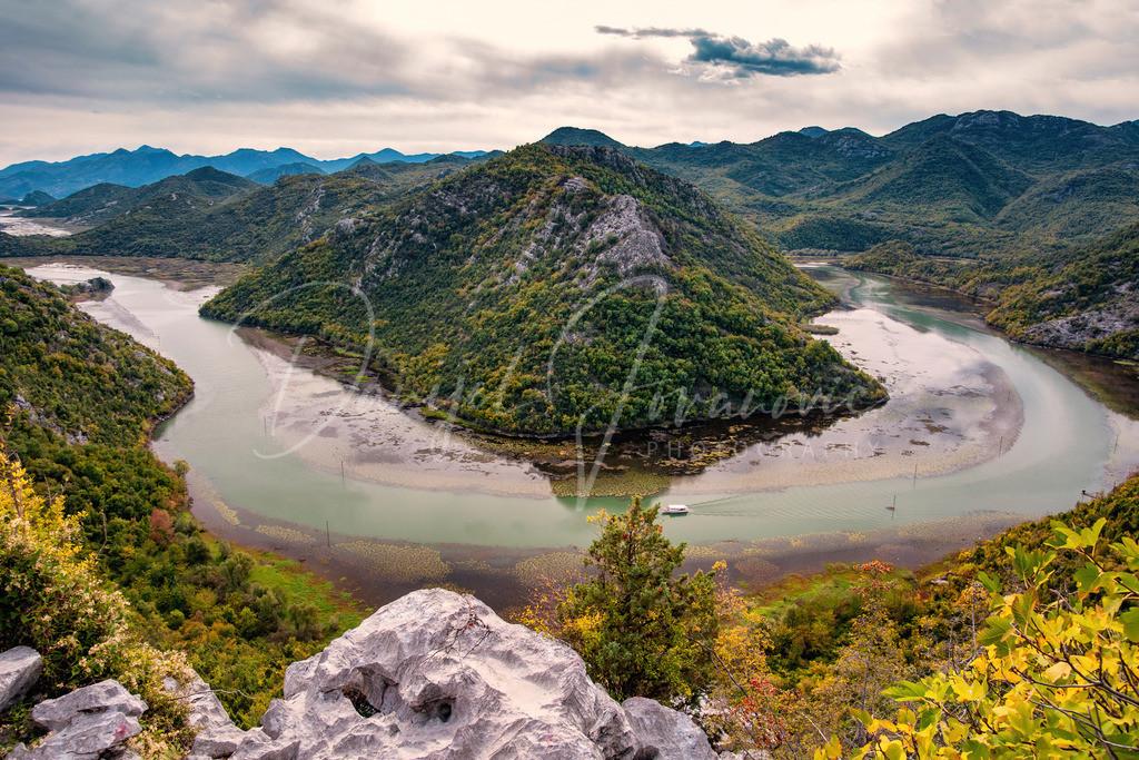 Rijeka Crnojevica | Der Fluß Crnojevica