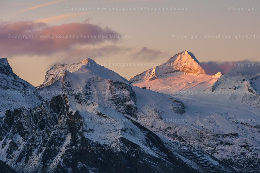 Hintertuxer Gletscher Sonnenaufgang-1