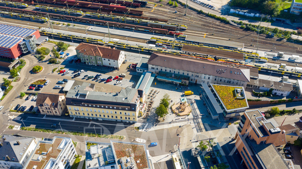 Aalen | Hauptbahnhof