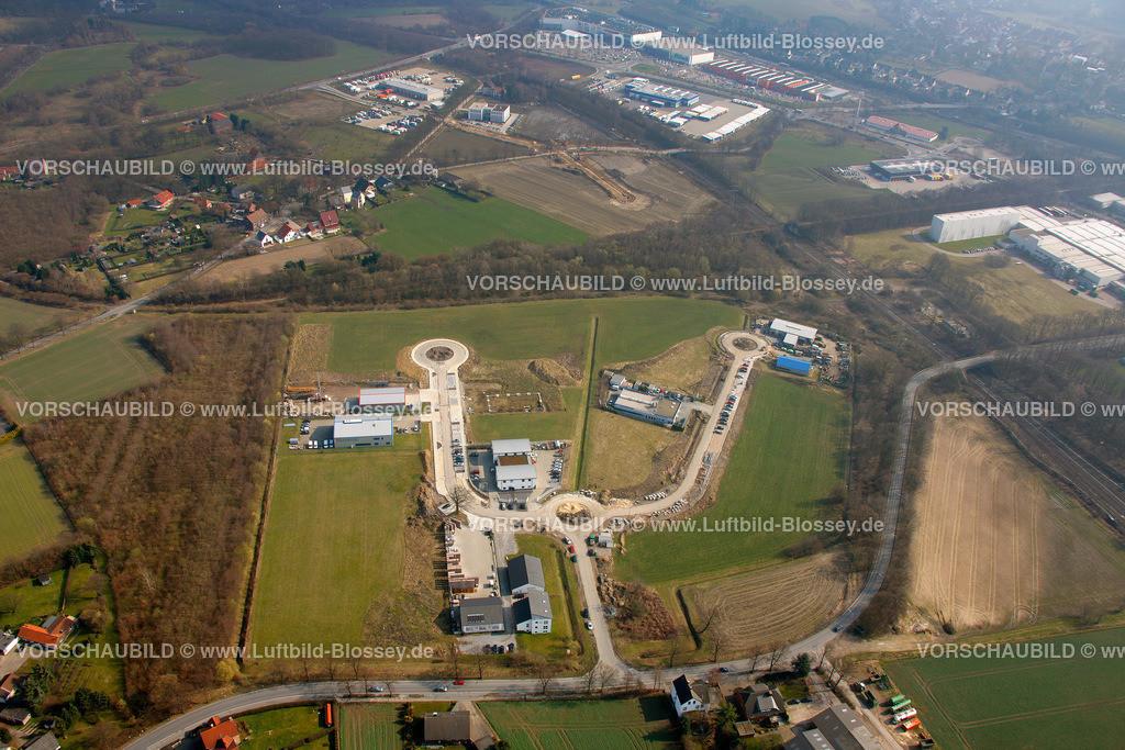 RE11031814 | Im Ortloh, Gewerbegebiet wird ausgebaut,  Recklinghausen, Ruhrgebiet, Nordrhein-Westfalen, Germany, Europa