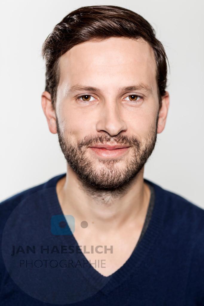 Franz Dinda   Franz Dinda beim Fototermin in Hamburg zur 7. Staffel