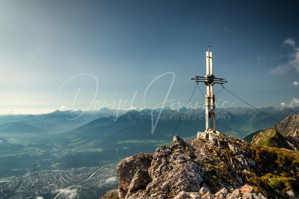 Gleirschspitze | Wunderschöner Herbsttag auf der Gleirschspitze, Nordkette