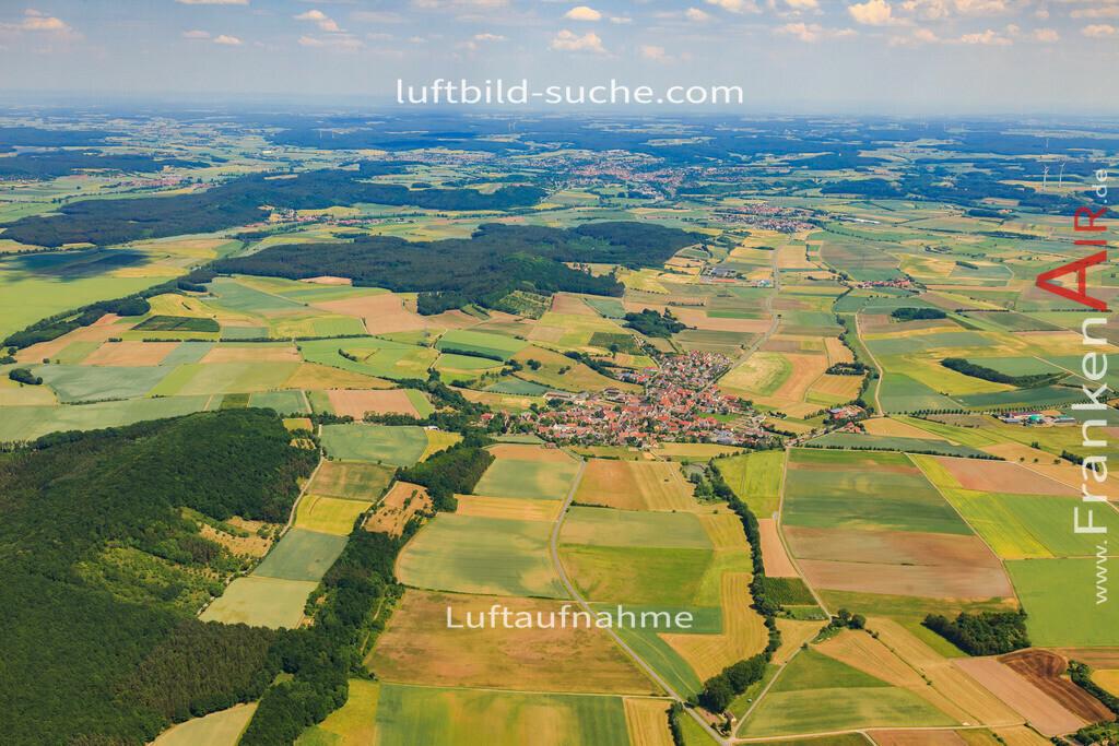 unternesselbach-neustadt-2015-66 | Luftbild von Unternesselbach Neustadt - Luftaufnahme wurde 2015 von https://frankenair.de mittels Flugzeug (keine Drohne) erstellt - die Geschenkidee