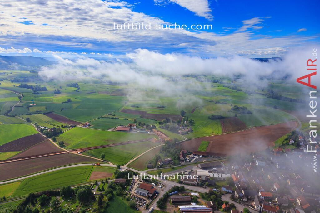 kulmbach-2016-3415   Luftbild von  Kulmbach - Luftaufnahme wurde 2016 von https://frankenair.de mittels Flugzeug (keine Drohne) erstellt - die Geschenkidee