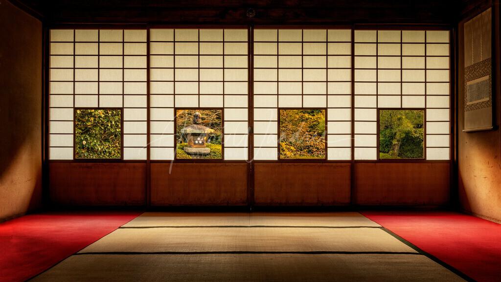Vier Ausblicke in die Edo Zeit