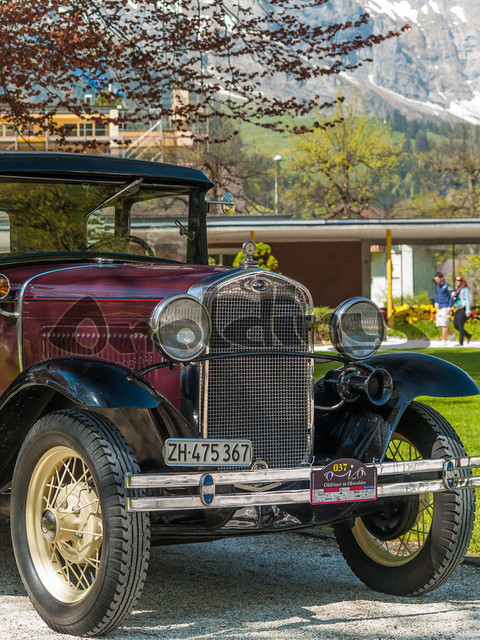 06239174 | Oldtimer in Obwalden, 2010