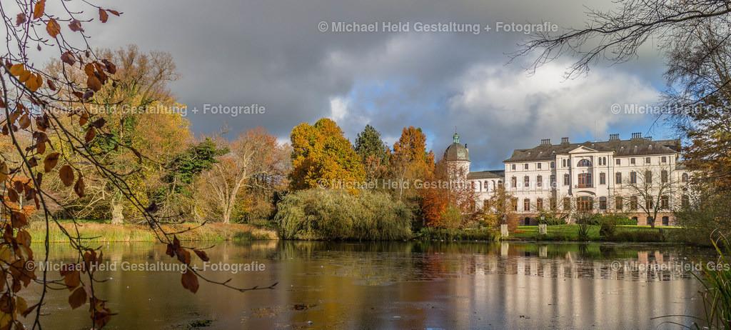 10 Oktober | Schloss Salzau | Herbstwald am Schloss Salzau