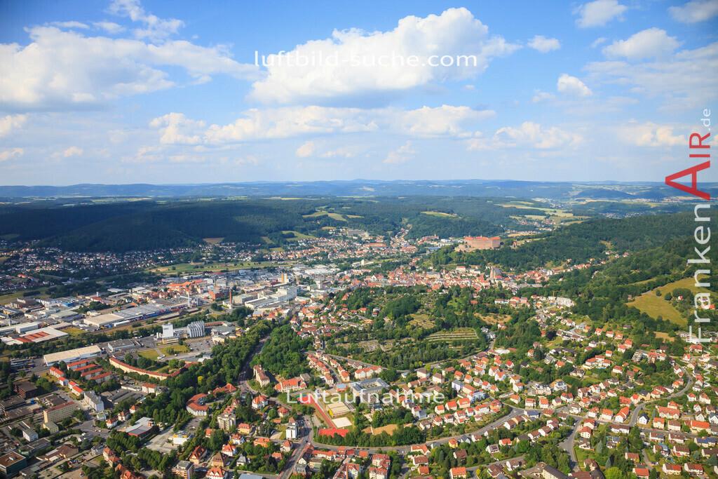 luftbild-kulmbach-2014-3078 | Luftbild von  Kulmbach - Luftaufnahme wurde 2014 von https://frankenair.de mittels Flugzeug (keine Drohne) erstellt - die Geschenkidee