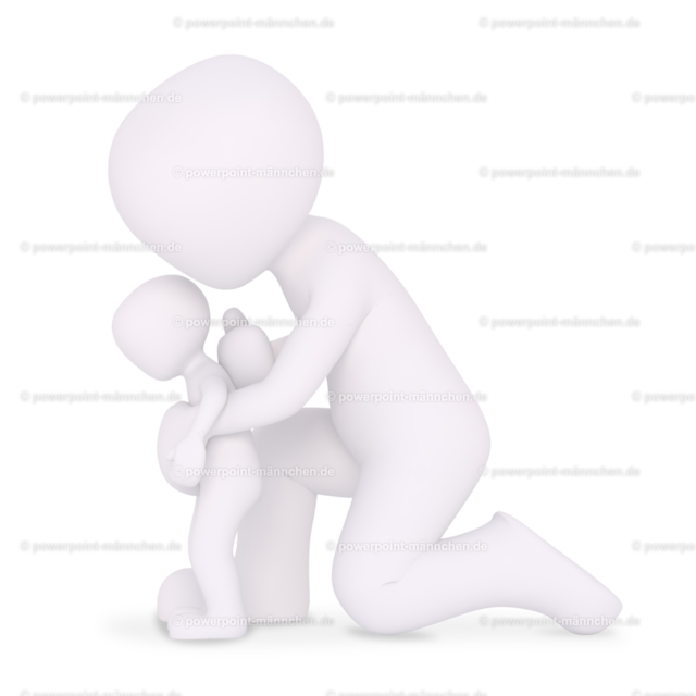 make a Heimlich maneuver with the kid | make a Heimlich maneuver with the kid