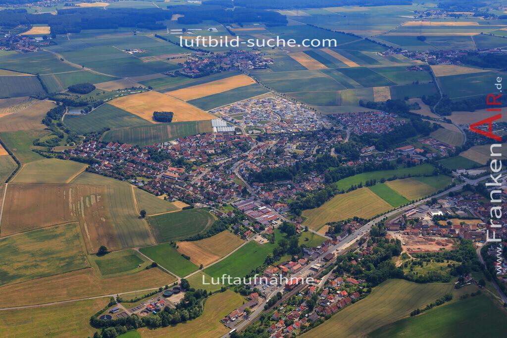 luftbild-wilhermsdorf-17-1163 | Luftbild von  Wilhermsdorf - Luftaufnahme wurde 2017 von https://frankenair.de mittels Flugzeug (keine Drohne) erstellt - die Geschenkidee