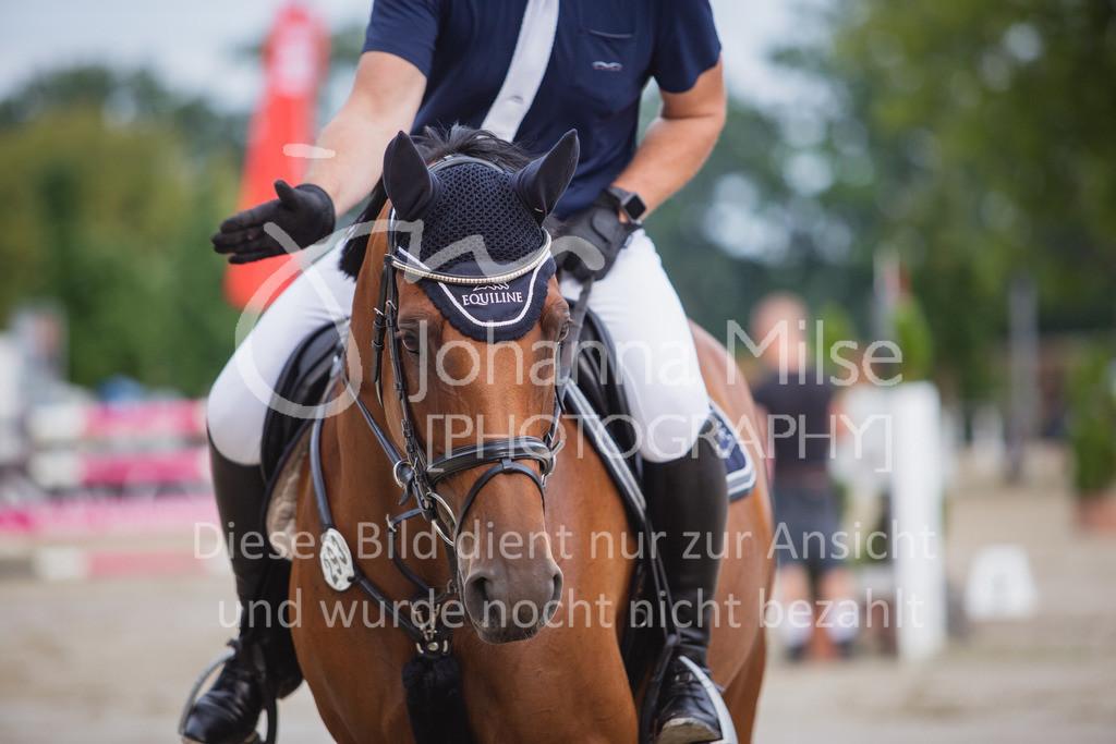 200821_Delbrück_Youngster-M-608 | Delbrück Masters 2020 Springprüfung Kl. M* Youngster Springen 6-8jährige Pferde