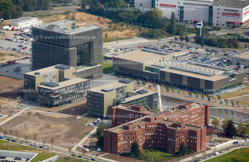 ES10098840 | ThyssenKrupp Hauptverwaltung Essen, Firmenzentrale,  Essen, Ruhrgebiet, Nordrhein-Westfalen, Germany, Europa