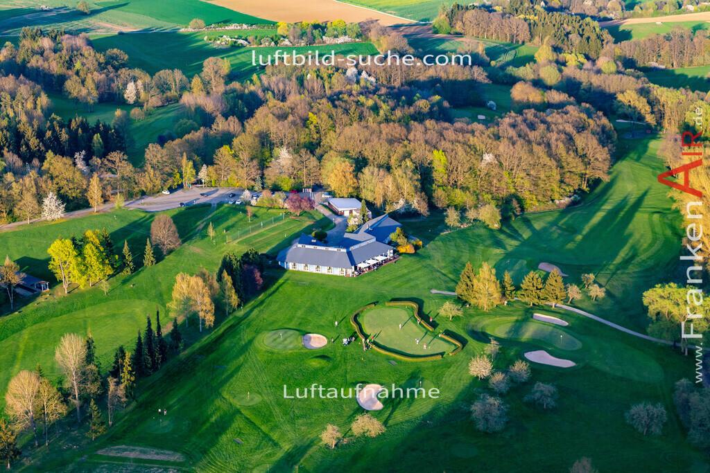golfplatz-thurnau-18-227 | aktuelles Luftbild von Golfplatz Thurnau - Luftaufnahme wurde 2018 von https://frankenair.de mittels Flugzeug (keine Drohne) erstellt.