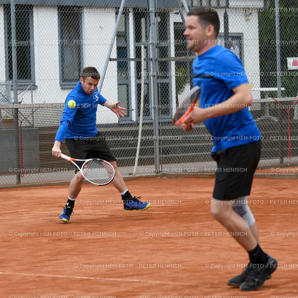 Tennis Herren VL 4-er TC Alsbach - TAS Pfungstadt 20190512 copyright by HEN-FOTO | Tennis Herren VL 4-er TC Alsbach - TAS Pfungstadt li li Michael Erbe re Michael Friedrich (TAS) 20190512 copyright by HEN-FOTO