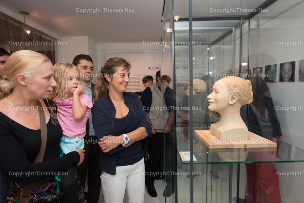 Vorfahren_Museum-95 | Bensheim,Stadtmagazin 39, Museum,vergessene Vorfahren, die erste Bensheimerin Mira,, Bild: Thomas Neu