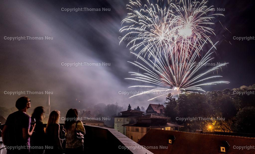 09_September_Bensheim_Winzerfest_Feuerwerk | , Bild: Thomas Neu