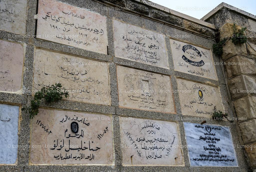 10972-10048 - Jerusalem _ Friedhof am Zionsberg
