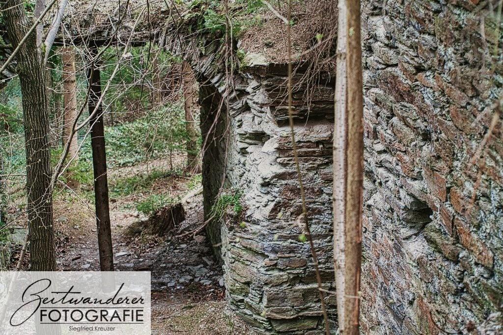 Burg Leonroth Steiermark Torbogen
