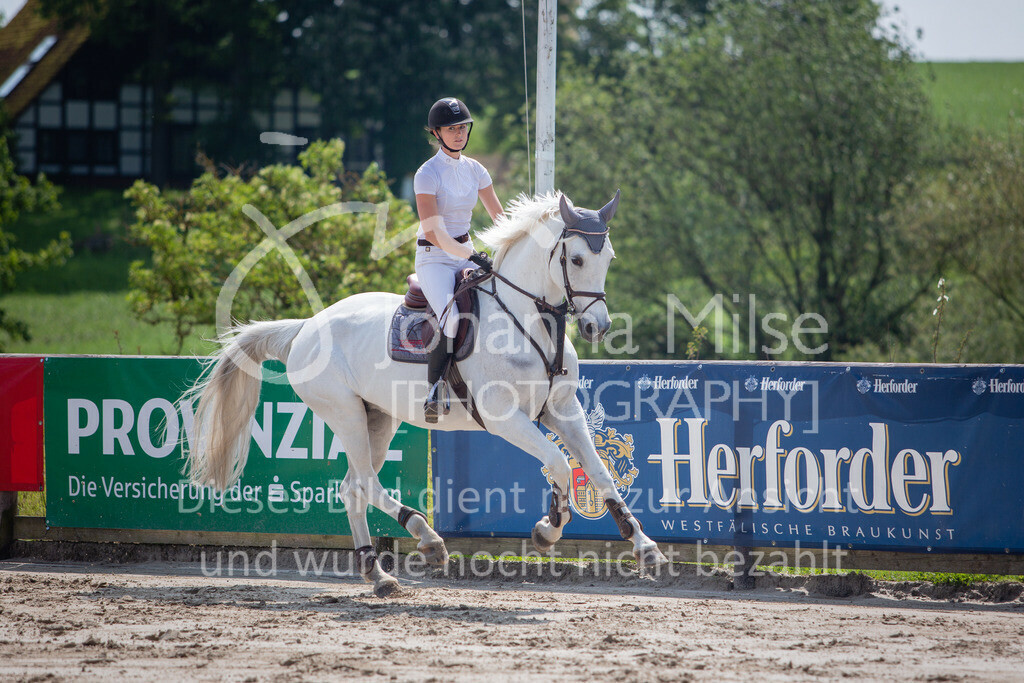 190524_LüPfSpTa_M-Spr_U25-332 | Pferdesporttage Herford 2019 Springprüfung Kl. M* U25