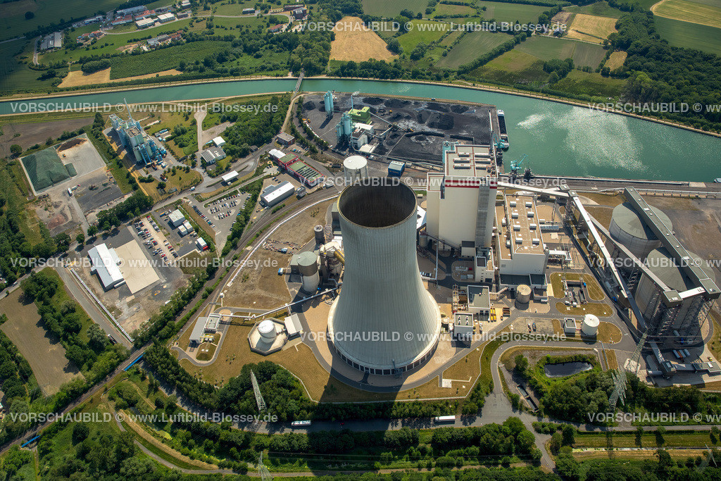 Luenen15064101 | Trianel Kraftwerk Lünen, Kohlekraftwerk Lünen, Lünen, Ruhrgebiet, Nordrhein-Westfalen, Deutschland