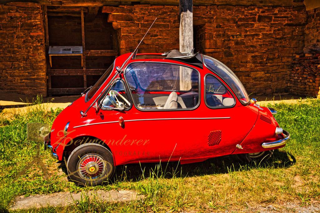 Isetta red