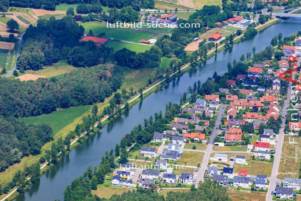 luftbild-moehrendorf-17-4864 | Luftbild von  Moehrendorf - Luftaufnahme wurde 2017 von https://frankenair.de mittels Flugzeug (keine Drohne) erstellt - die Geschenkidee