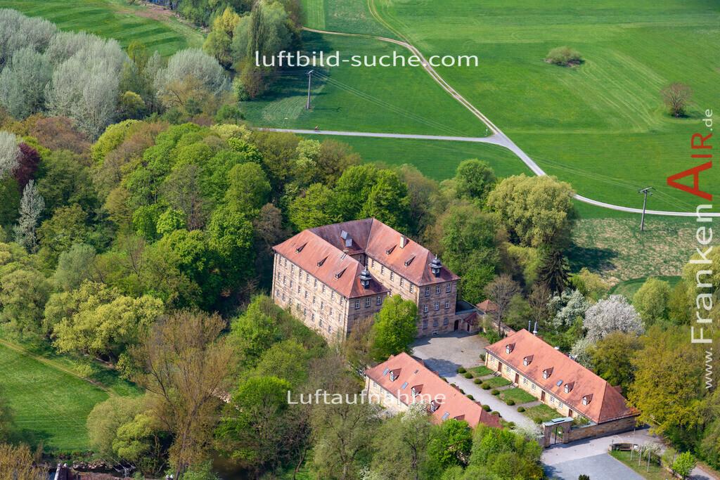 steinenhausen-kulmbach-18-246   aktuelles Luftbild von Steinenhausen Kulmbach - Luftaufnahme wurde 2018 von https://frankenair.de mittels Flugzeug (keine Drohne) erstellt.