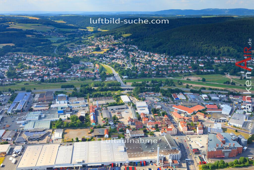 luftbild-kulmbach-2014-3092 | Luftbild von  Kulmbach - Luftaufnahme wurde 2014 von https://frankenair.de mittels Flugzeug (keine Drohne) erstellt - die Geschenkidee
