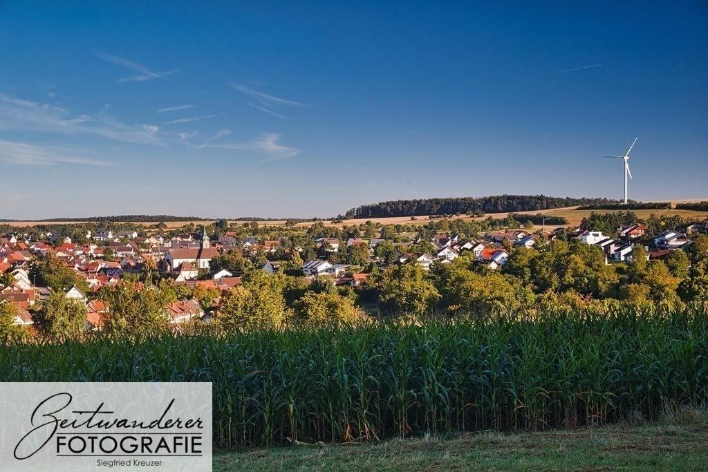 Hettingen 3 | Hettingen, ein Dorf im Bauland, heute Ortsteil von Buchen.