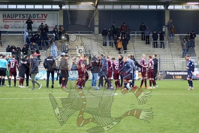 SV Babelsberg 03 vs. BFC Dynamo 129