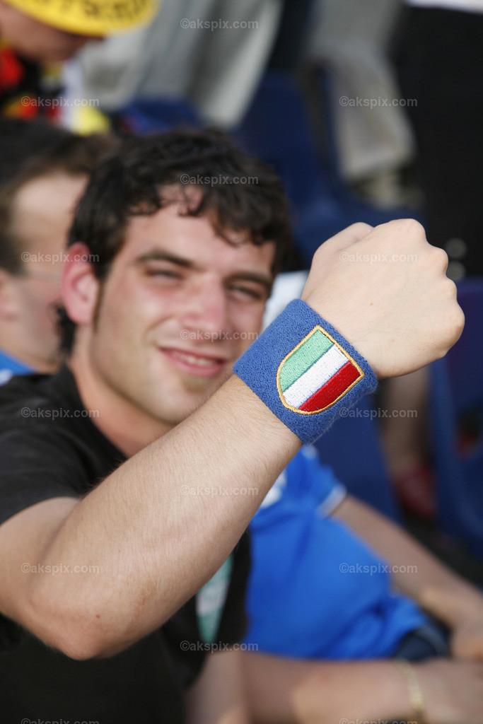 Italy-Fan