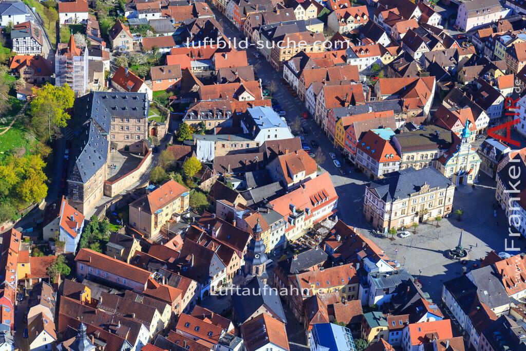 kulmbach-2016-3226   Luftbild von  Kulmbach - Luftaufnahme wurde 2016 von https://frankenair.de mittels Flugzeug (keine Drohne) erstellt - die Geschenkidee