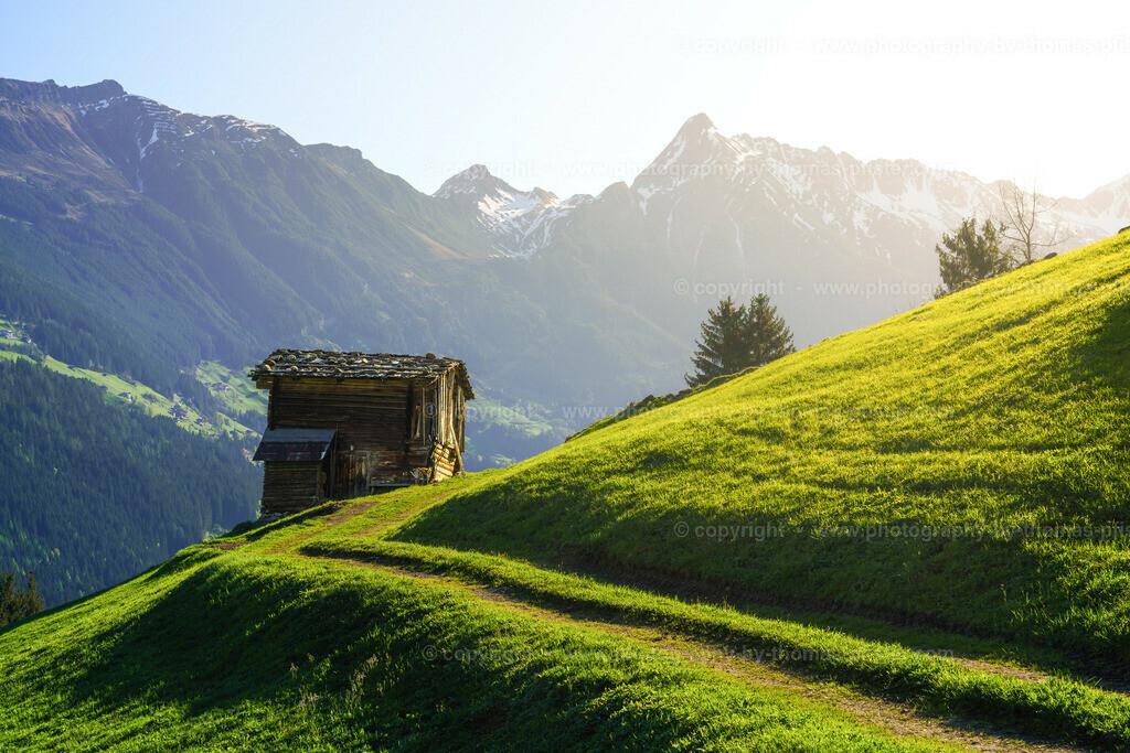 Hütte Unterhalb vom Wiesenhof in Mayrhofen