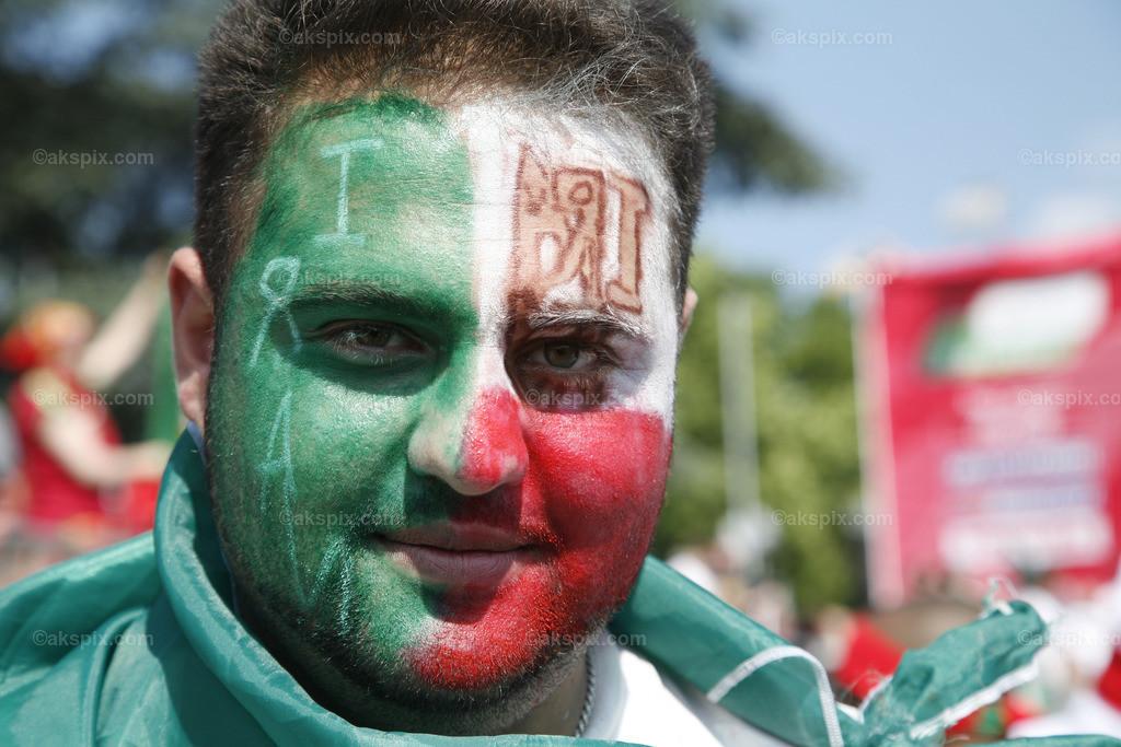 Iran-Fan