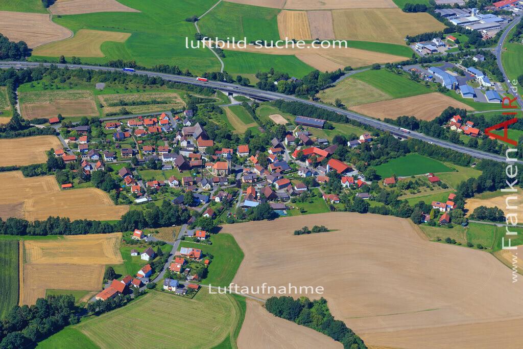 berndorf-thurnau-2016-2808 | Luftbild von Berndorf Thurnau - Luftaufnahme wurde 2016 von https://frankenair.de mittels Flugzeug (keine Drohne) erstellt - die Geschenkidee