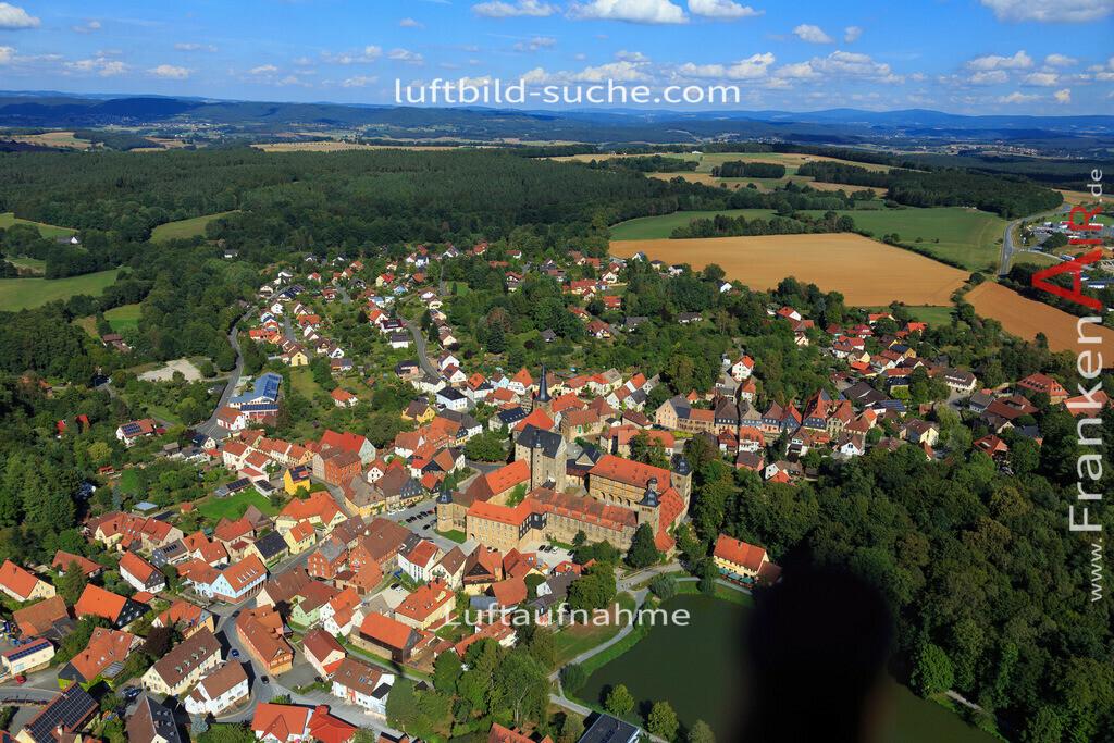 thurnau-2015-2675 | Luftbild von  Thurnau - Luftaufnahme wurde 2015 von https://frankenair.de mittels Flugzeug (keine Drohne) erstellt - die Geschenkidee