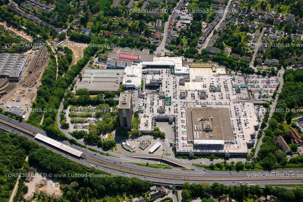ES10058247 | Schachtzeichen Rhein-Ruhr-Zentrum,  Muelheim an der Ruhr, Ruhrgebiet, Nordrhein-Westfalen, Germany, Europa, Foto: hans@blossey.eu, 29.05.2010