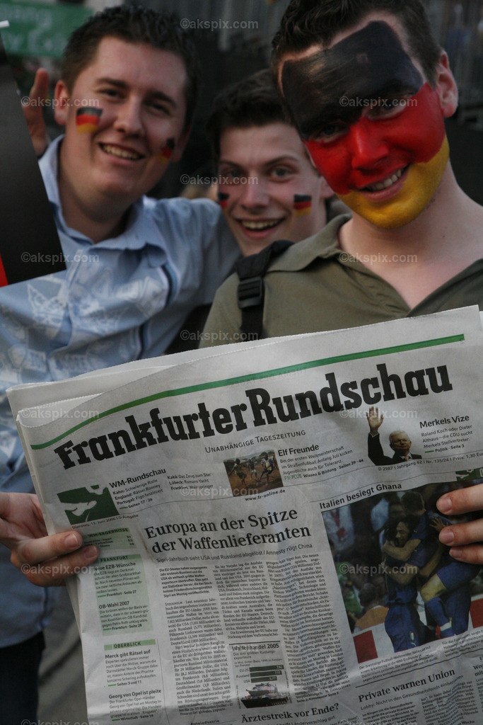 Zeitung-lesen