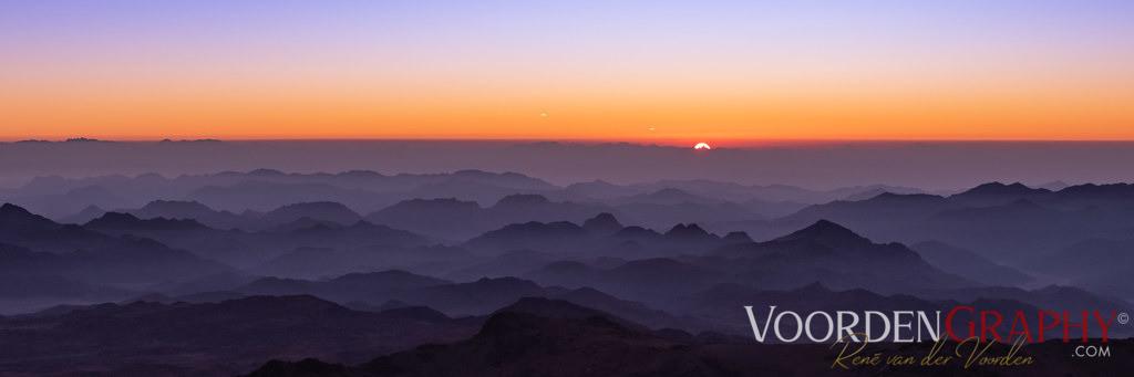 Mount Katharina (Sinai) Ägypten