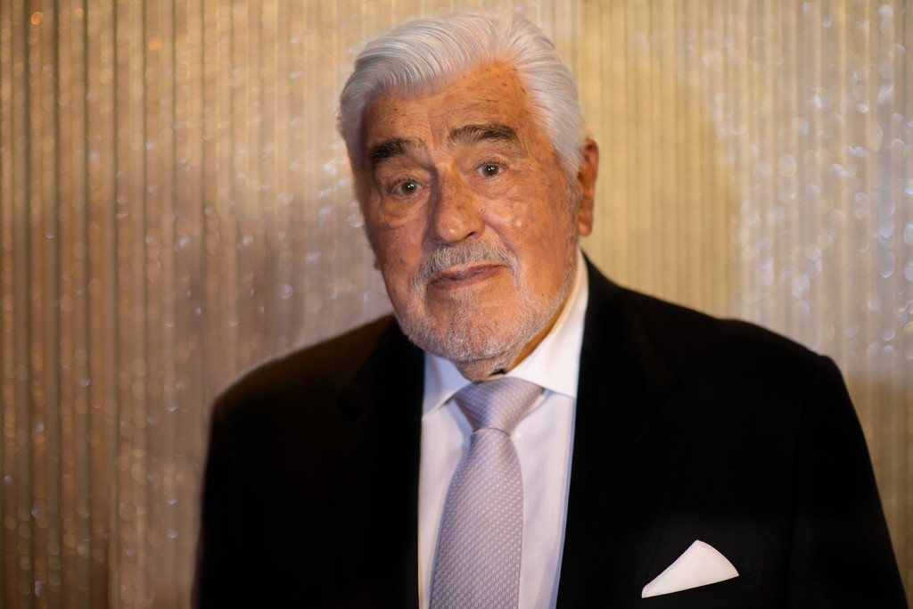 Verleihung Ernst Lubitsch Preis 2021 | Preistraeger 2020: Mario Adorf