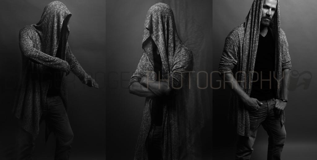 Inferus et Illuminati | Fotoshooting mit Model Dani