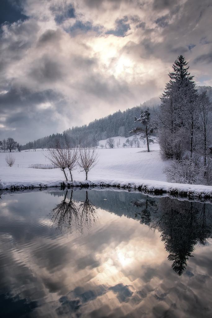 Winterspiegel | Rading Roßleithen