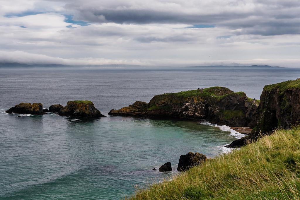 Ireland-Ballintoy Carrick a Rede