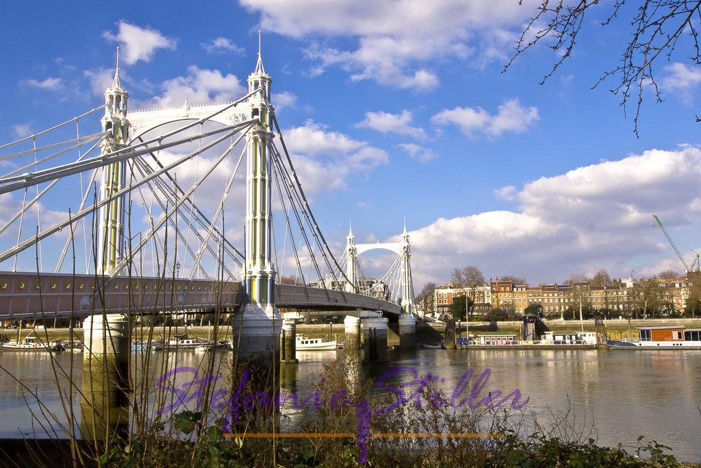 Prince Albert Bridge | Prince Albert Bridge